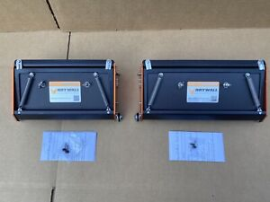 Drywall Master 12 And 10 Drywall Flat Box Combo 10dmff 12dmff