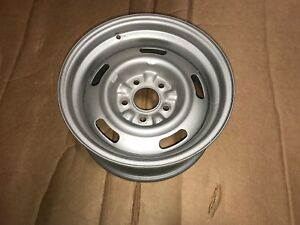 Corvette Slotted Ralley Wheel Kelsey Hayes Rally Nos Survivor