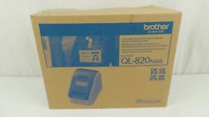 Brother Ql 820nwb Ultra Flexible Label Printer W Multiple Connectivity Options