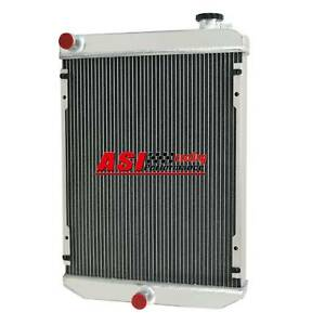 6679831 Aftermarket 62mm Radiator For Bobcat Excavators 430 430d 435 435d 435g