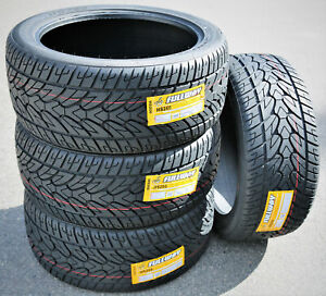 4 New Fullway Hs266 305 45r22 118v Xl As A S Performance Tires