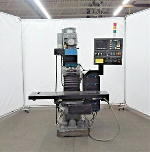 Alliant Rt2 3 axis Cnc Vertical Mill Id m 049