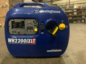 Westinghouse Wh2200ixlt wh2000ixlt Portable Inverter Generator