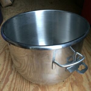 New Unused Berkel Fms20 Mixer Stainless Steel Mixing Bowl 20qt 00 917190