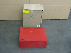 New Edwards Systems Electrical Equipment Battery Cabinet Bc 1r