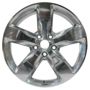 Jeep Grand Cherokee 2011 2012 2013 20 Oem Replacement Rim 1jd14dd5ab Aly09112u