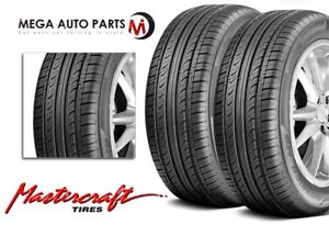 2 Mastercraft Avenger M8 215 60r16 94v Ultra High Performance All Season Tires