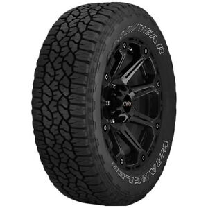 2 255 70r16 Goodyear Wrangler Trailrunner At 111s Sl 4 Ply Owl Tires