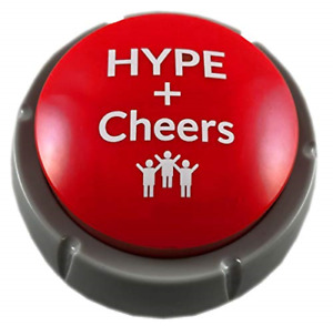Air Horn Can Sound Effect With Applause And Cheers Noise Button Buzzer For Party