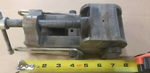 Vintage Tilting Angle Machinist Drill Press