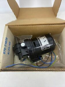 New Bodine Electric Gear Reduction Motor Nsi 12rg 1 50 Hp 60 1 115v 4 8 Rpm