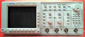 Tektronix Tds540 Four Channel Digitizing Oscilloscope 500mhz 1 Gs s B011213