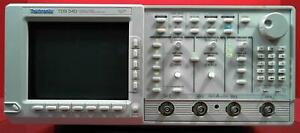 Tektronix Tds540 Four Channel Digitizing Oscilloscope 500mhz 1 Gs s B010530