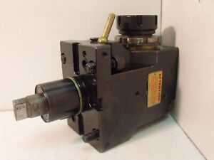 Wto 410520349 40 Mori Seiki Nz nzx Er32 Face Drill milling Unit