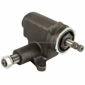 For Chevy Gmc C10 C20 2wd Pickup 1960 1966 Manual Steering Gear Box Gearbox