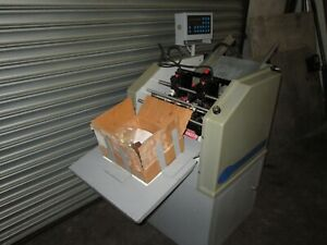 Count Numbering Machine Come With 2 Numbering Head 2 Perf And 2 Score Model 21
