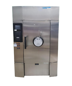 Steris Amsco 400 Series 48h Prevacuum Steam Sterilizer Manufactured In 2014