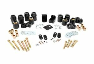 Rough Country 1 0 Body Lift Kit For Jeep Wrangler Yj 4wd Rc609