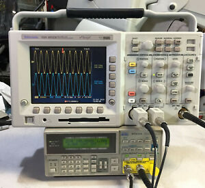 Tektronix Tds3052b 2 Ch Dpo Oscilloscope 500mhz 5gsa s 2795 Hours Options