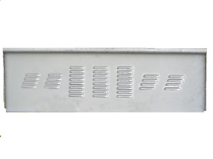 Front Bed Panel Chevrolet 1946 Louvres Bowtie Chevy Steel Stepside Truck