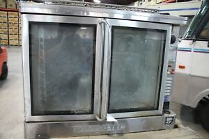 Blodgett Ef 111 Commercial Electric Full Size Convection Oven 208 220v