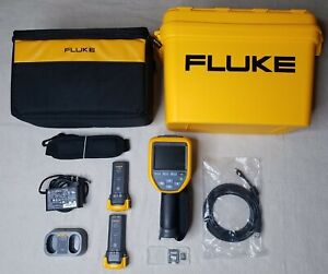 Fluke Tis60 Performance Series Thermal Imager Barely Used With Accessories