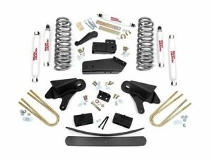Rough Country 6 0 Suspension Lift Kit Ford Bronco F 150 4wd 470 20