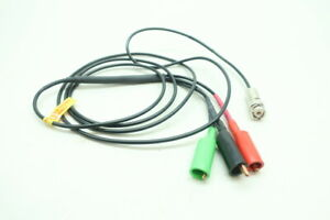 Keithley 237 alg 2 Triaxial Allegator Clip Cable