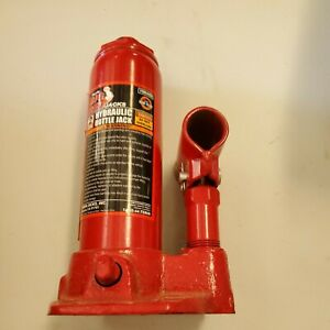 Torin Big Red T90213 Hydraulic Bottle Jack 2 Ton Capacity Fast Shipping