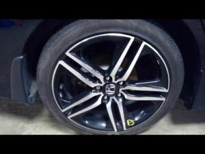 Wheel 19x8 Alloy Factory 5 Twin Spoke With Black Inlay Fits 16 17 Accord 1796950