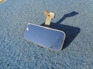 1946 Hudson Inside Rear View Mirror Good Used Super Six 1947