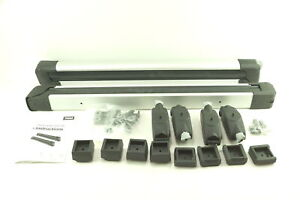 New Oem 19371249 Thule Gm Chevy Gmc Cadillac Buick Roof Mounted Ski Carrier