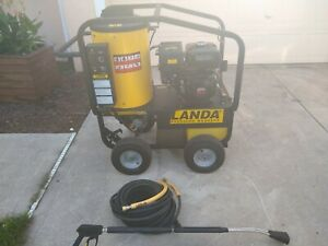 Landa Mvc3 3000 Pressure Washer Hot Water