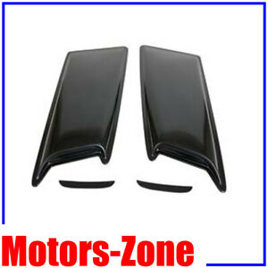 Performance Paintable Hood Scoop For Chevy Gmc Pickup Truck Suvs Silverado Tahoe