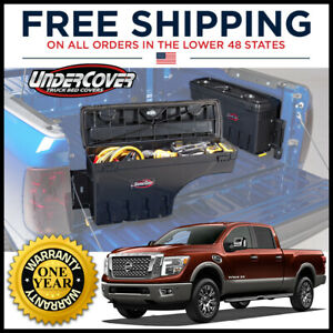 Undercover Swing Case Driver Side Truck Bed Storage Sc502d For Titan 2016 2021