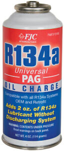 Fjc R134a Universal Pag Oil Charge 9145