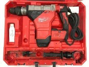 Milwaukee 5546 21 1 3 4 Sds Max Rotary Hammer Gd