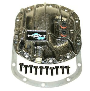Jeep Dana 30 Front Differential Cover Nodular Iron 10023534