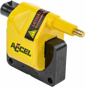 Accel 140021 Ignition Coil Supercoil For Dodge Jeep Magnum 1990 1997 Remote