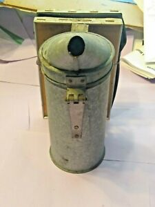 Vintage A i Root Quality Bee Hive Smoker