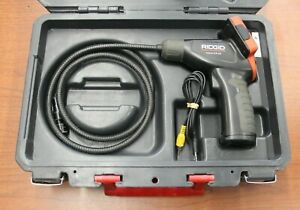 Ridgid 40043 Micro Ca 25 Handheld Inspection Camera Kit
