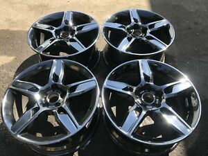 2019 Lexus Is350 F Sport Factory Oem Wheels Is250 Is200 74302 74303