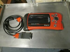 Snap on Solus Pro Eesc316 Automotive Diagnostic Scanner 15 4 Kit