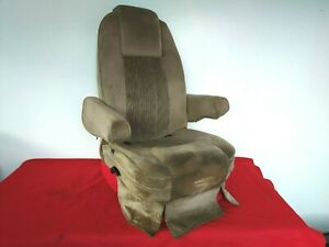 Flexsteel Chevy Astro Van Drivers Seat Captains Chair Rv Dodge Ford Safari G20