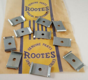 Rootes Group Hillman Imp Singer Chamois Nos Moulding Clips