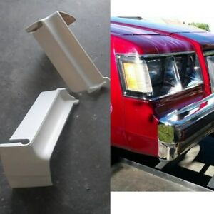 Buick Regal Grand National Gnx T Type Front Bumper Fillers Redesign