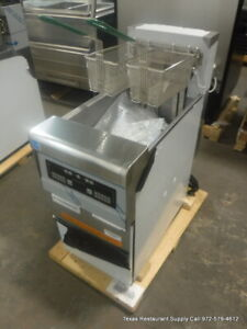 Frymaster Re117sc 16 Electric 50 Lbs Deep Fryer
