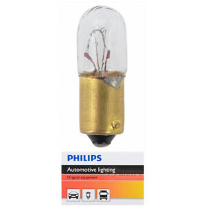 Philips Radio Display Light Bulb For Plymouth Barracuda Satellite Scamp Yf