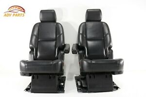 Chevy Suburban Gmc Yukon Escalade Rear 2nd Second Row Seat Seats Oem 07 14 set