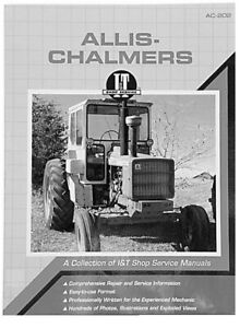 Collection Man Manual Allis Chalmers 180 185 190 190xt 200 210 220 7000 7010